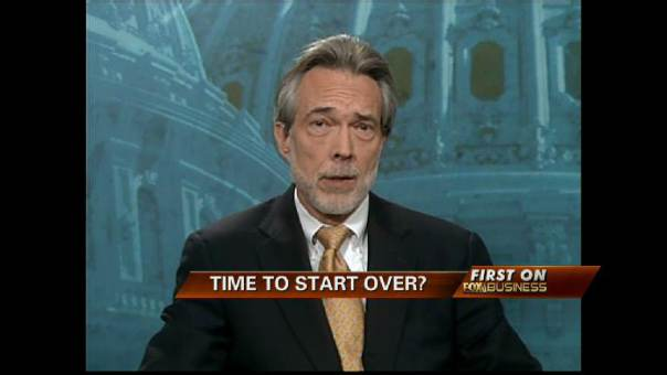 Chamber on Health Reform: Time to Start Over