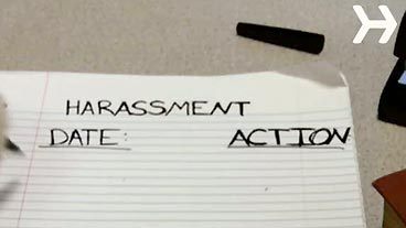 Recognize Sexual Harassment