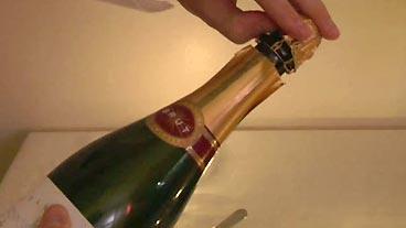 Open a Bottle of Champagne