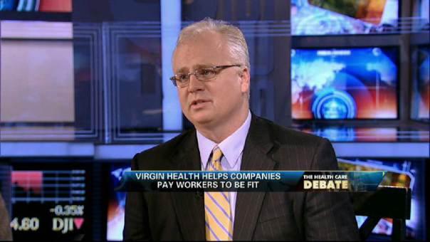 Virgin Health Miles CEO on Health Incentive