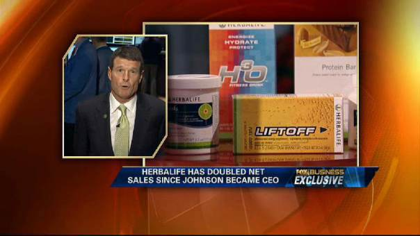 Herbalife CEO on Continued Growth
