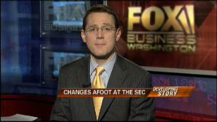 Changes At The SEC