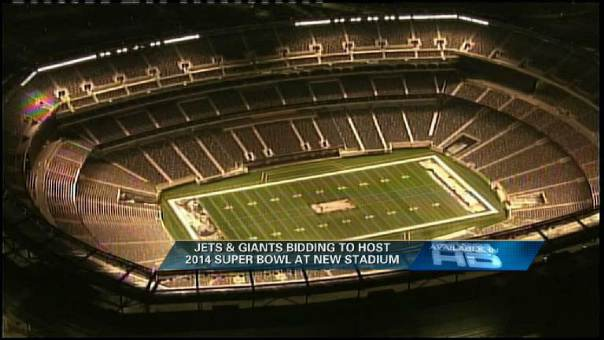 A New York Superbowl in 2014?