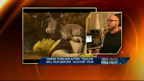 A Director's Look at the Latest Shrek Film