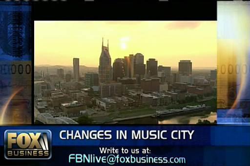 Nashville: Music City Still Rockin'