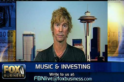 From GUNS N' ROSES to Wall Street