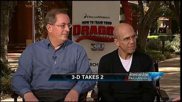 Intel, DreamWorks CEOs on Partnership