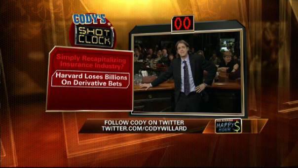 Harvard Loses Billions