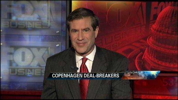 Obama Tries to Reach a Deal in Copenhagen