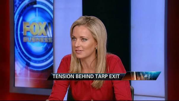 Rising Tension Over TARP Banks' Stock Sales