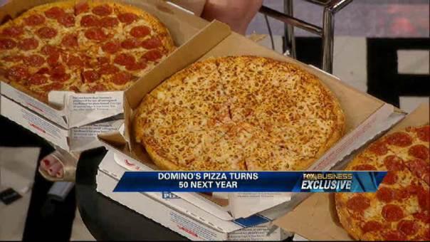 Domino's Unveils New Pizza Recipe