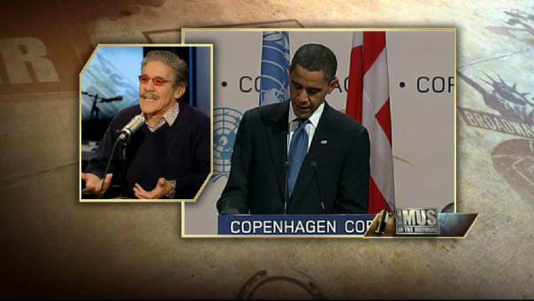 Geraldo: Obama Tried to Do Too Much