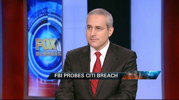 FBI Probes Cyber Attack on Citigroup