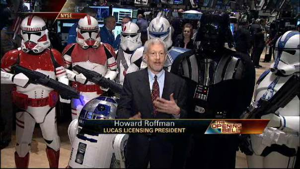 The Force Behind 'Star Wars' Licensing