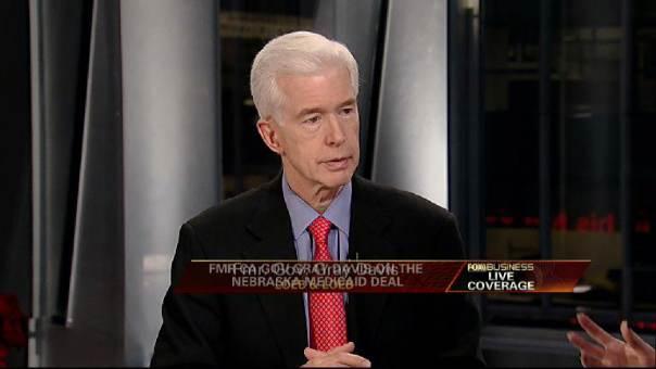 Gov. Gray Davis on Nebraska Medicaid Deal