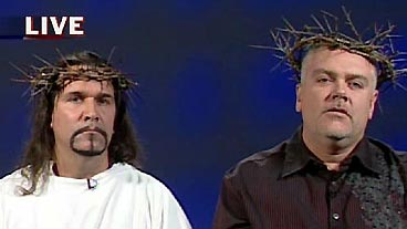 Dressing Like Jesus