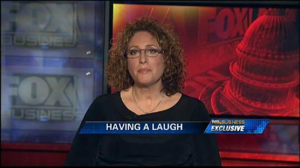 Comedian on Economy