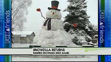 Snowzilla Returns