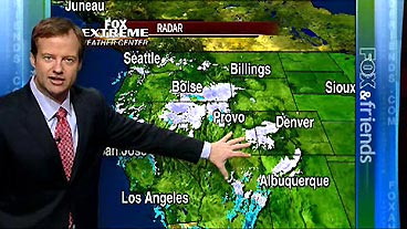 FOX Weather Forecast: 12/25