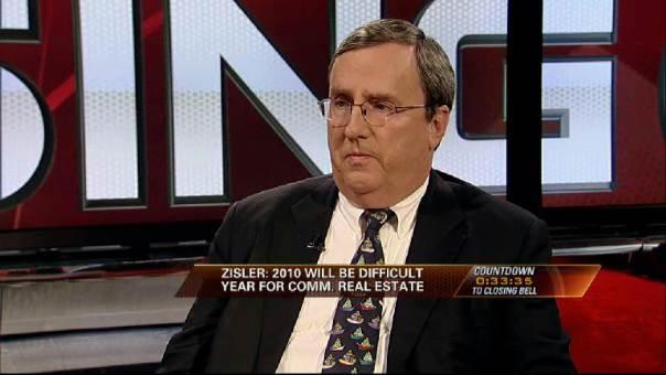 Commercial Real Estate Bubble Bursting?