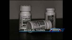 Bayer vs. Tylenol